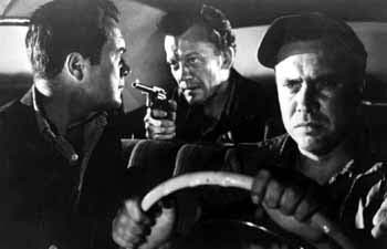 The Hitch-Hiker Starring Edmond O'Brien, Frank Lovejoy, and William Talman