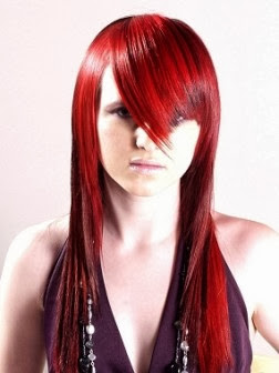 Beauty Punk Wavy Long Cuts Hairstyles Girls