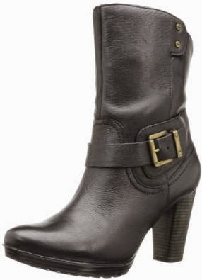 Shoes Clarks Women's Lida Sayer Boot, Black