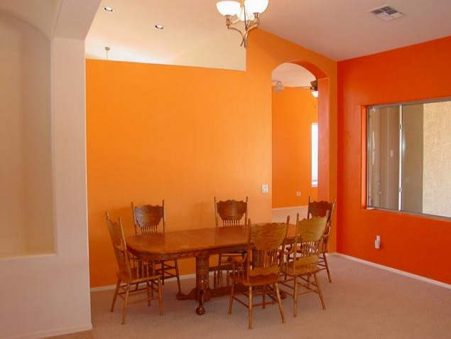 What you make it a few tips from a colour expert for Orange dining room design ideas