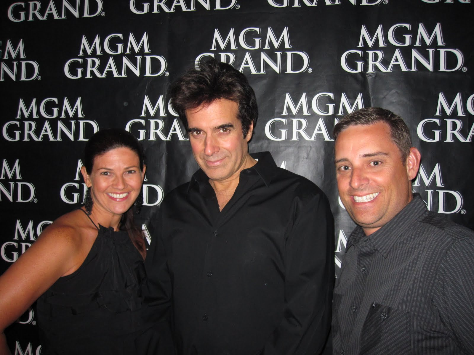 One foot in front of the other turn back time we ended up at david copperfield and the show was unreal we were invited for a meet n greet after the show and he did the coolest magic trick right in m4hsunfo