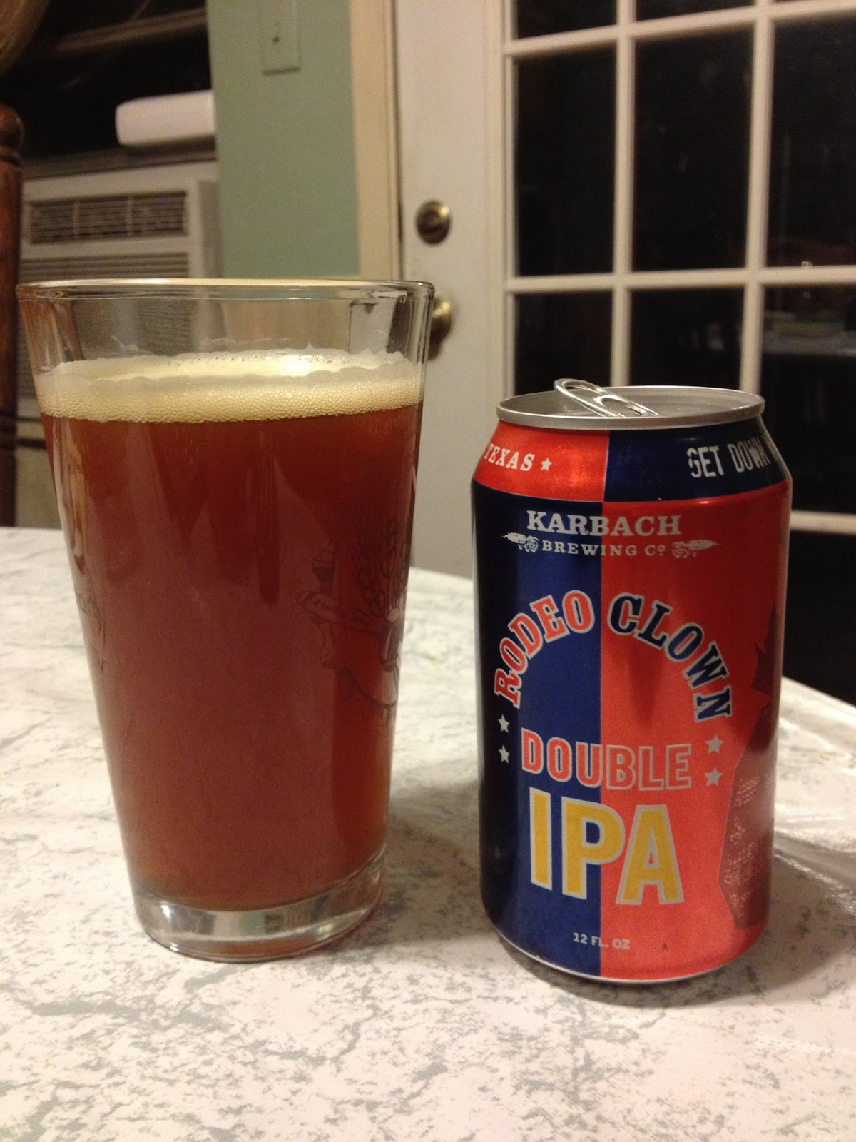 Wort S Going On Here Karbach Rodeo Clown Double Ipa Review