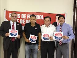 Jalvo Arantes Granhen, Osvaldo Serrão, Jorge Gama, Mário Hesketh
