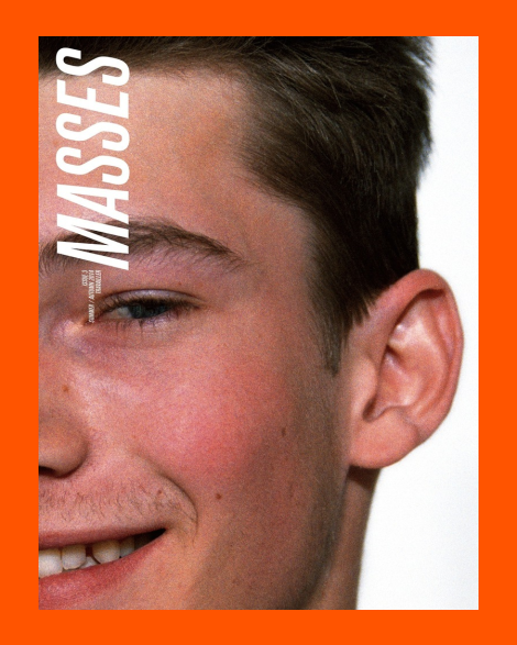 Masses Issue 3 Cover Summer/Autumn 2014