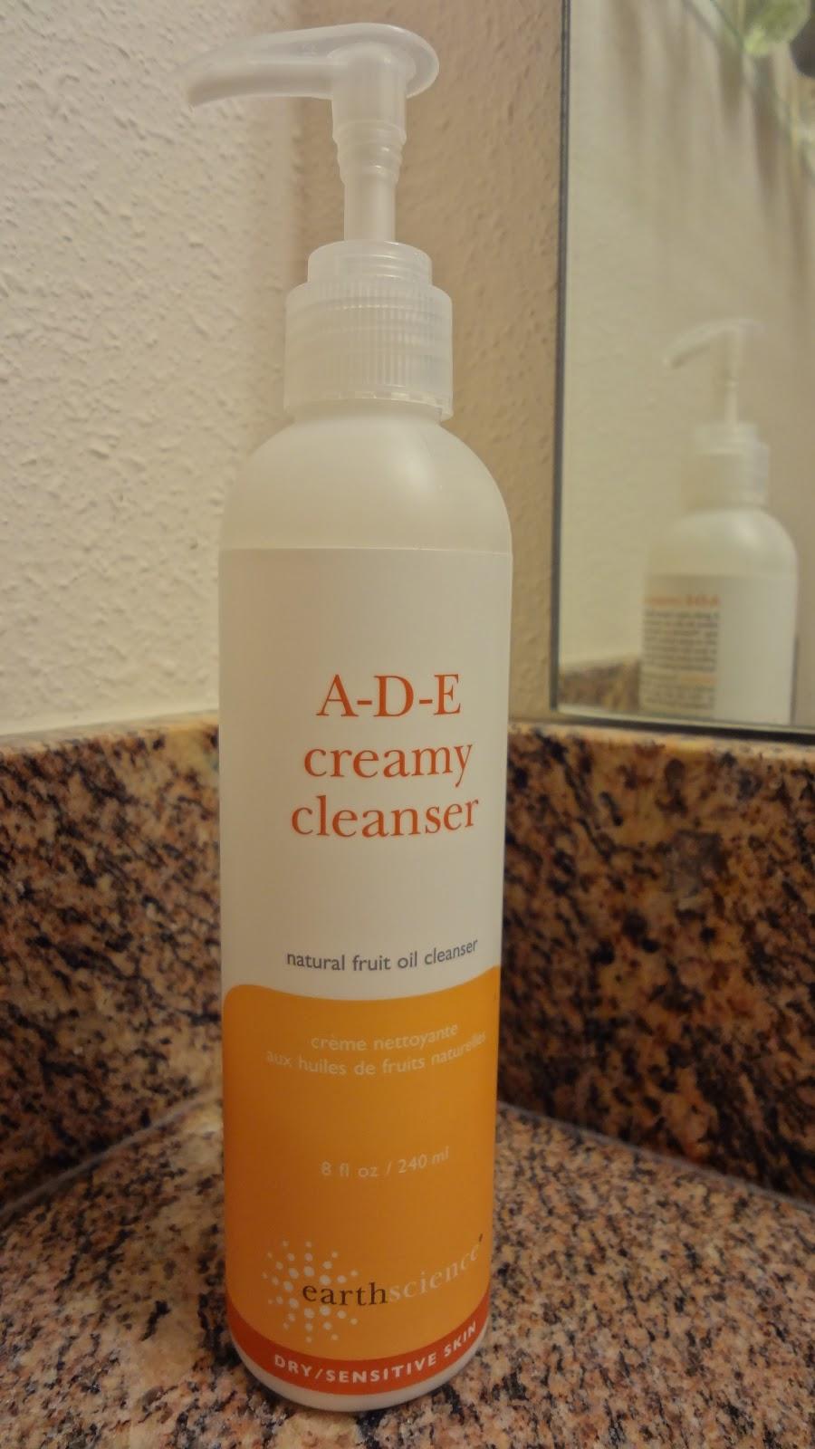 Creamy Fruit Oil Cleanser (A-D-E) Earth Science 8 oz Lotion Mizon, Collagen 100, 1 oz(pack of 1)