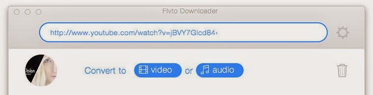 Flvto Youtube to MP3 Downloader for MAC users