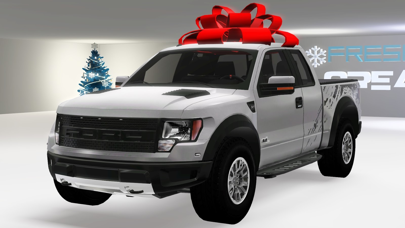 my sims 3 blog 2011 ford f 150 svt raptor by fresh prince. Black Bedroom Furniture Sets. Home Design Ideas
