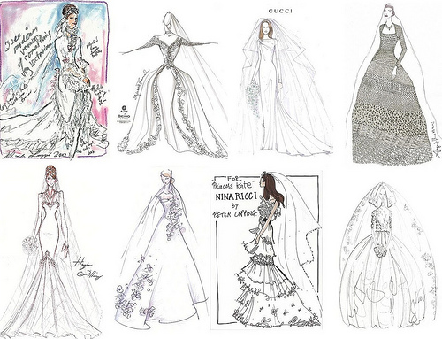 This Is Kate S Wedding Gown Designers Wedding Dresses