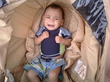 Gabriel 6 months old