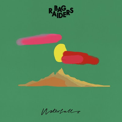 Bag Raiders - Waterfalls EP