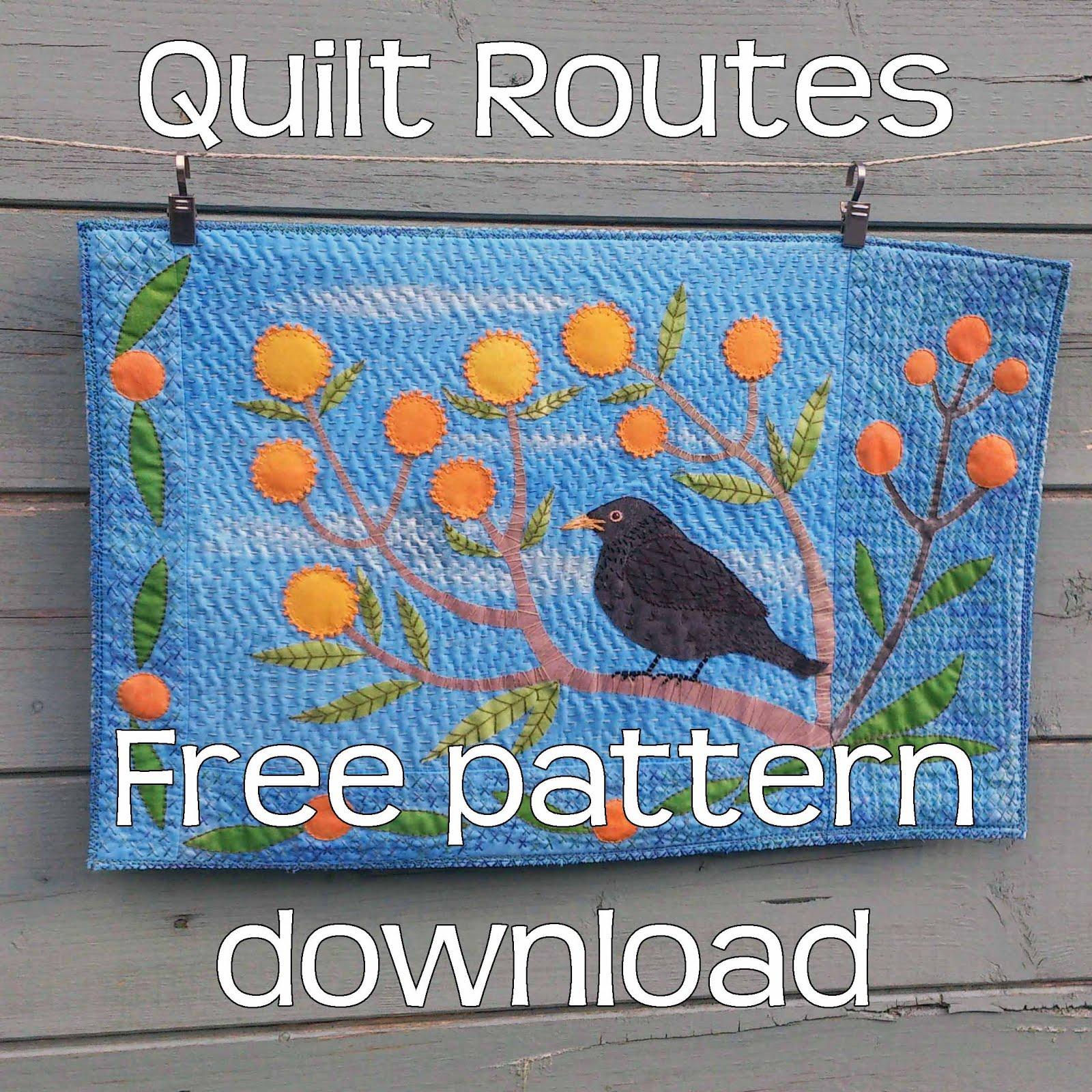 Free Pattern...