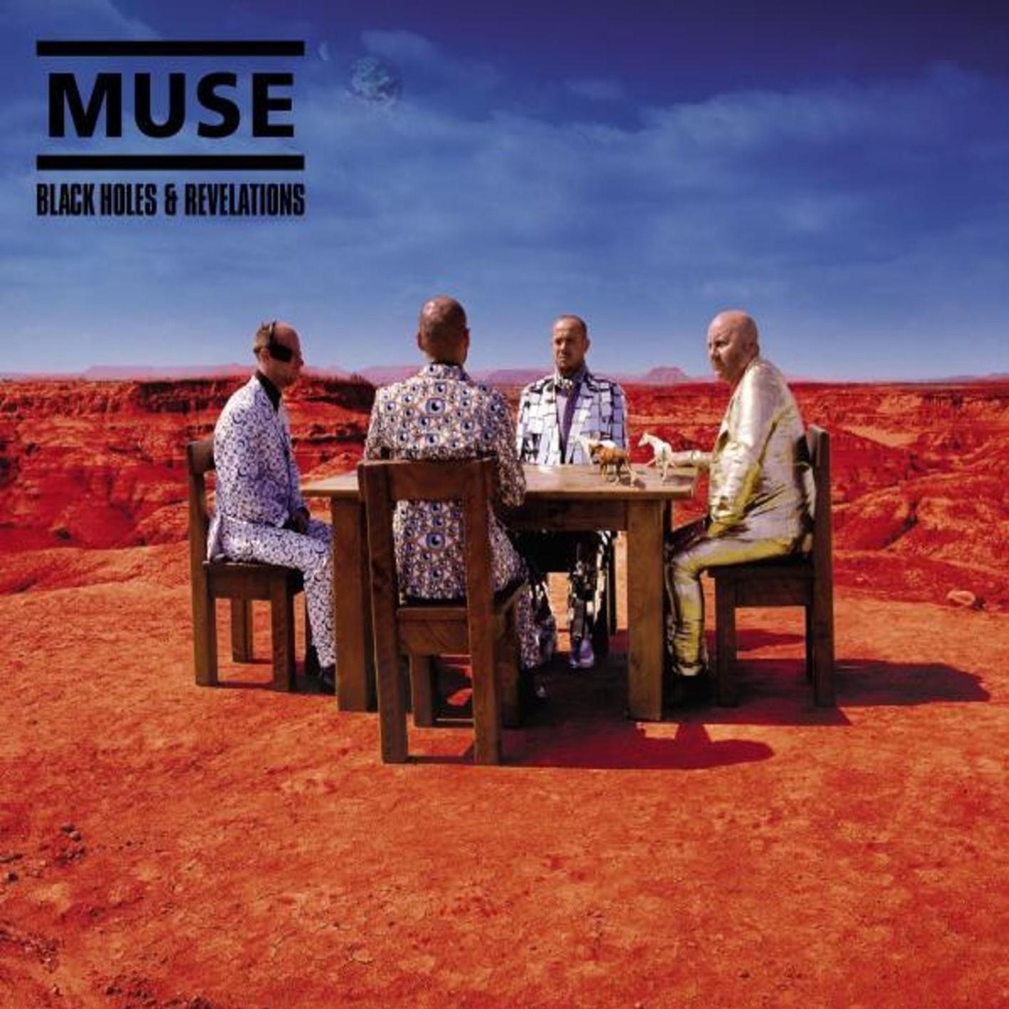 Muse-Supermassive Black Hole lyrics - YouTube