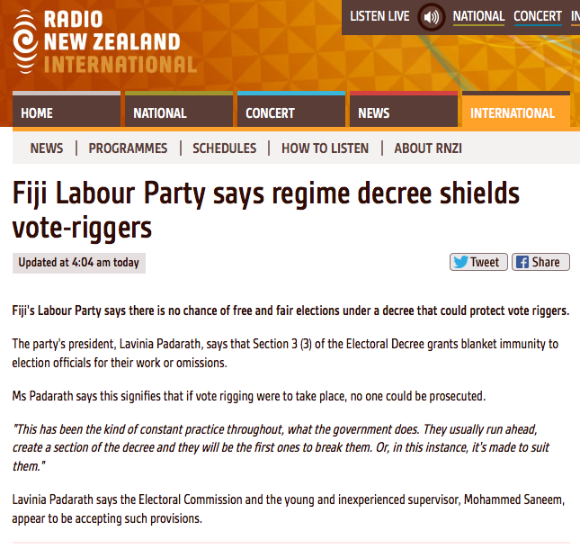 http://www.radionz.co.nz/international/pacific-news/242176/fiji-labour-party-says-regime-decree-shields-vote-riggers