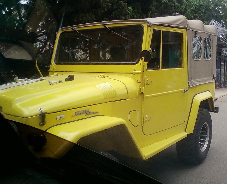 Ford Everest 2008 Modifikasi >> Modifikasi Jeep 1, Lanjutan | o2-fresh