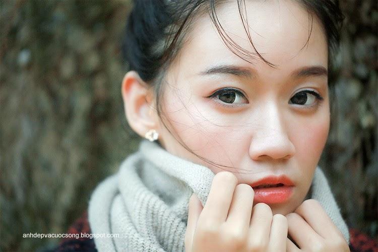 Thiếu nữ dao phố mùa thu 2