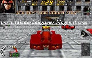 Carmageddon game