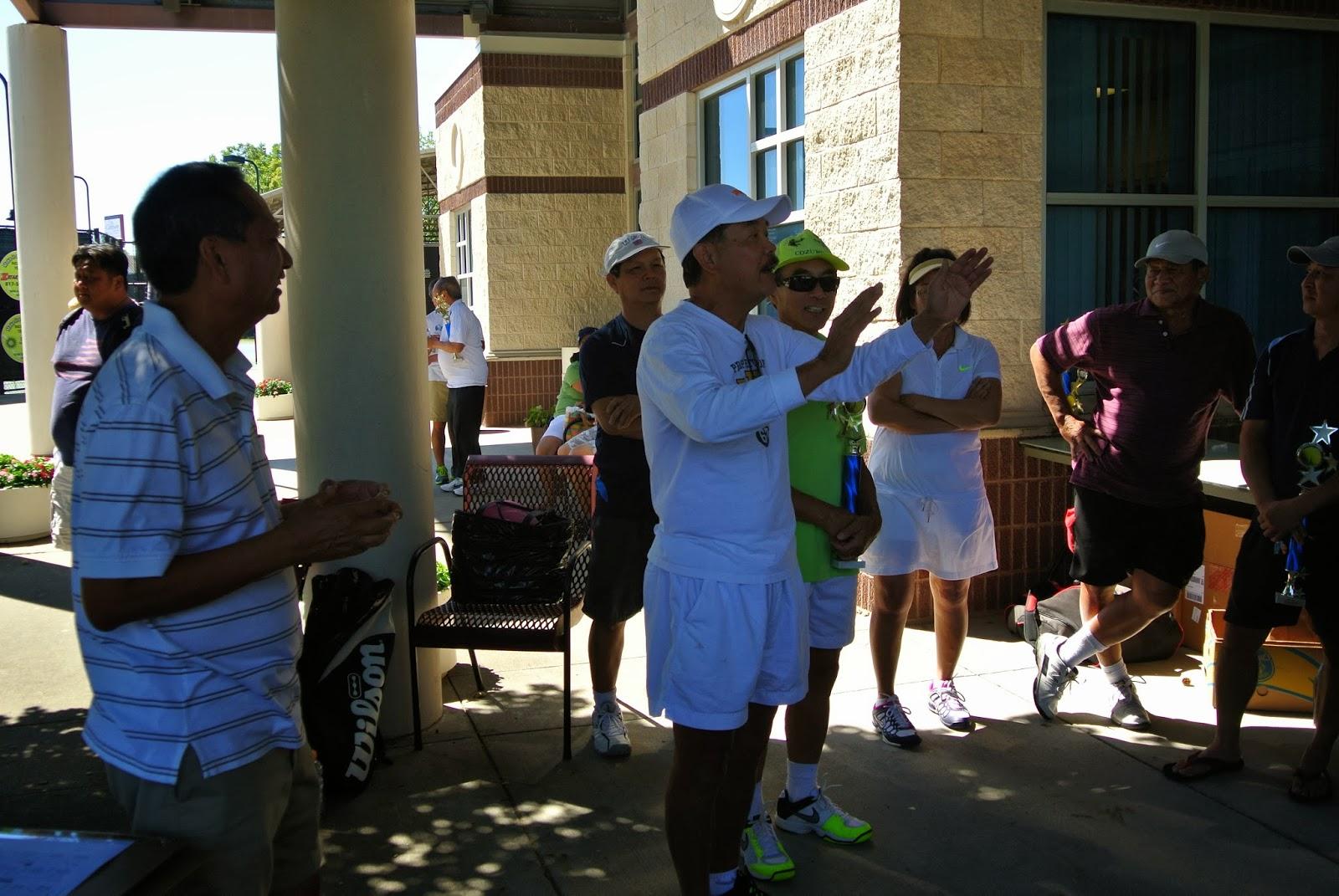 Hội quần vợt Arlington