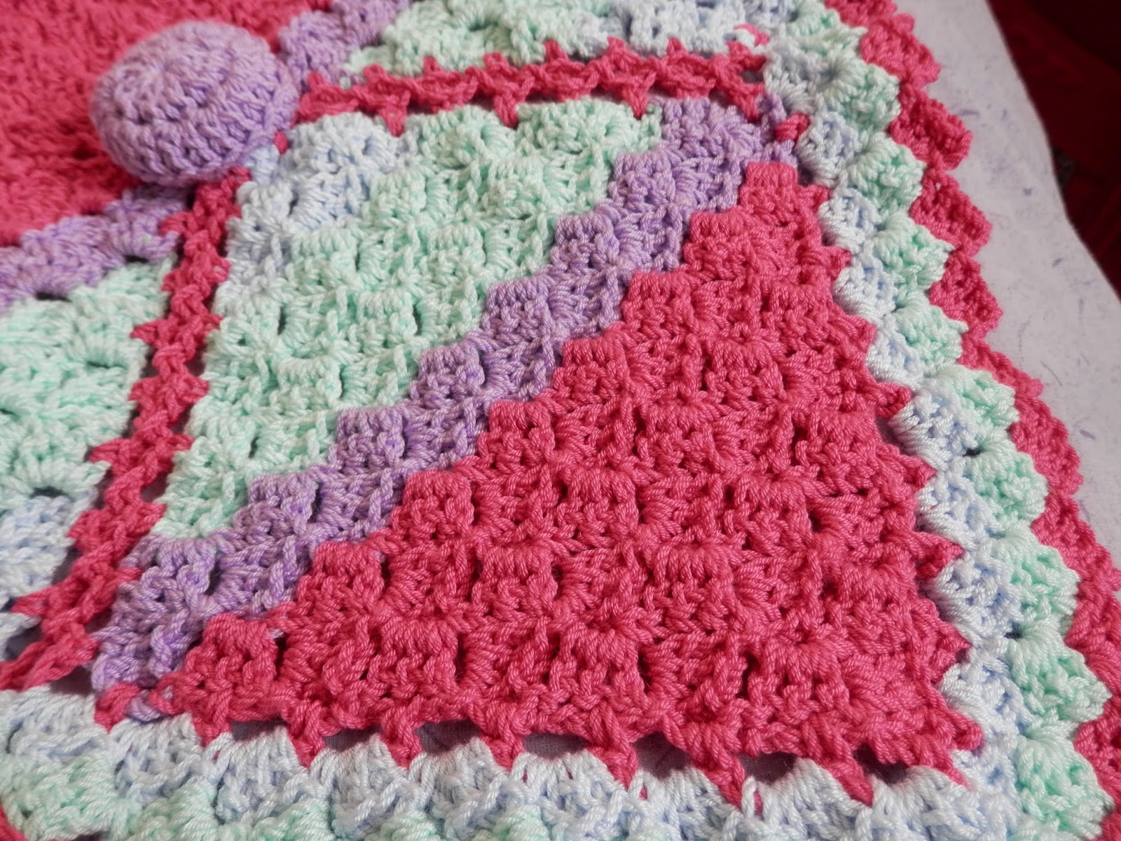 Crocheting C2c : Crochet Chat Corner: C2C Square