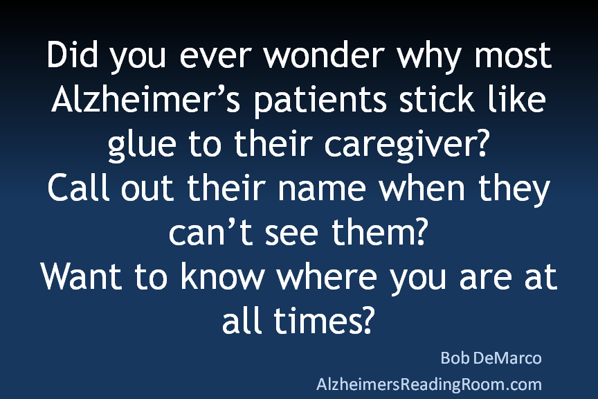 Why Do the Deeply Forgetful Say No So Often | Alzheimer's Reading Room