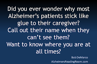 Deeply Forgetful Alzheimer's Quote | Alzheimer's Reading Room