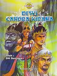toko buku rahma: buku DEWI CANDRA KIRANA, pengarang sunjaya, penerbit kharisma