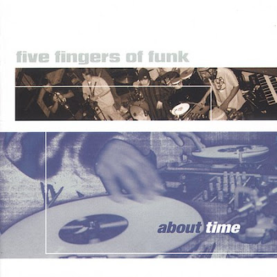 Five Fingers Of Funk – About Time (CD) (1998) (320 kbps)