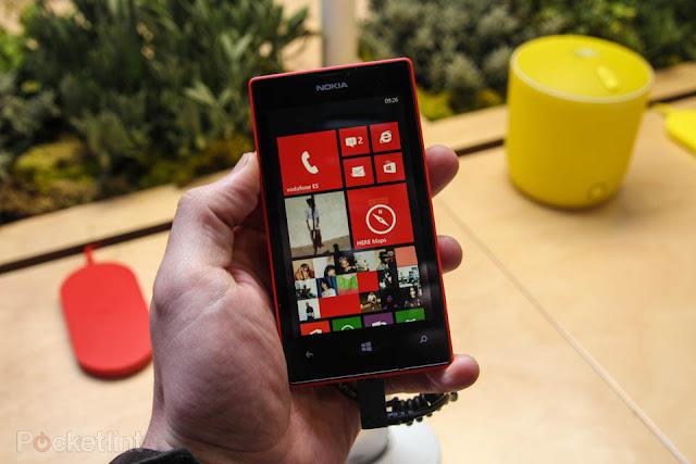 Nokia Lumia 520 patok Harga Murah 1,5 juta