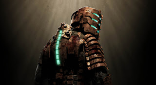 Isaac Clark from Dead Space in his Rig Suit