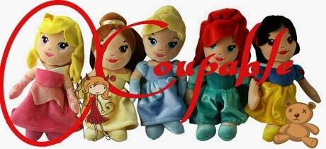 Nettoyer la poupée de Mini Radieuse... Simple... #MamanPG