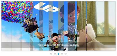 اجمل سلايد شو لمدونتك حصريا 2015 Javascript-image-slider