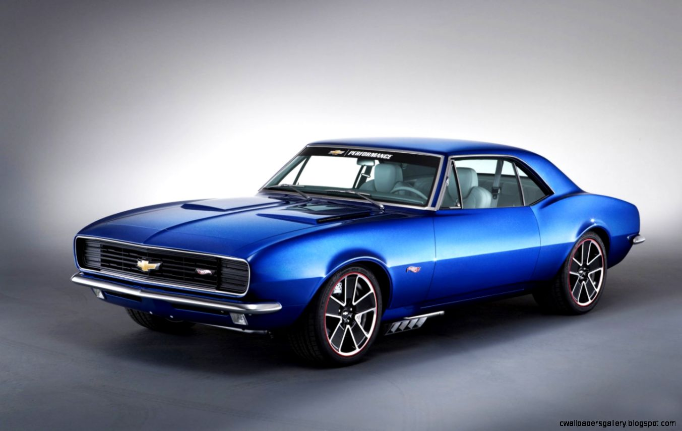 Muscle Cars Camaro | Wallpapers Gallery