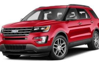 Ford Explorer 2016 Sport VS Platinum