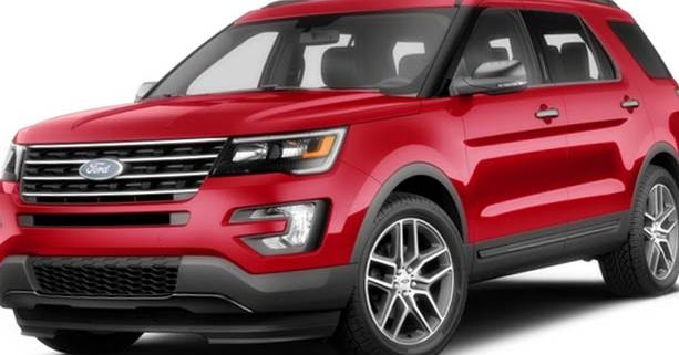 ford explorer 2016 sport vs platinum ford car review. Black Bedroom Furniture Sets. Home Design Ideas