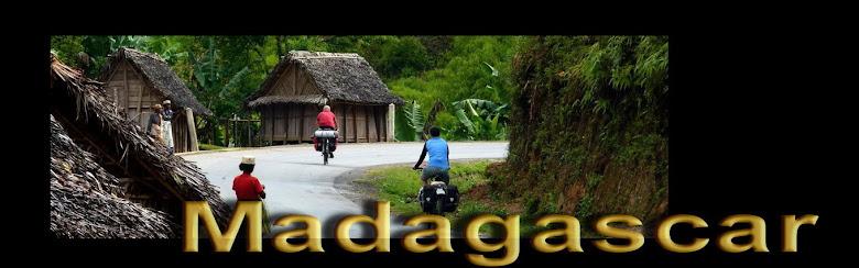 MADAGASCAR EN BICICLETA