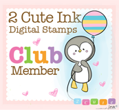 2CuteInk Monthly Club Member since 2015