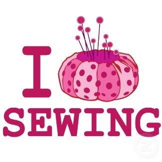 ~ I love sewing ~