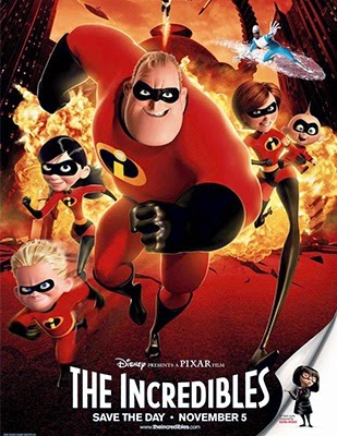 Watch The Incredibles (2004) Full Movie Online Free No Download