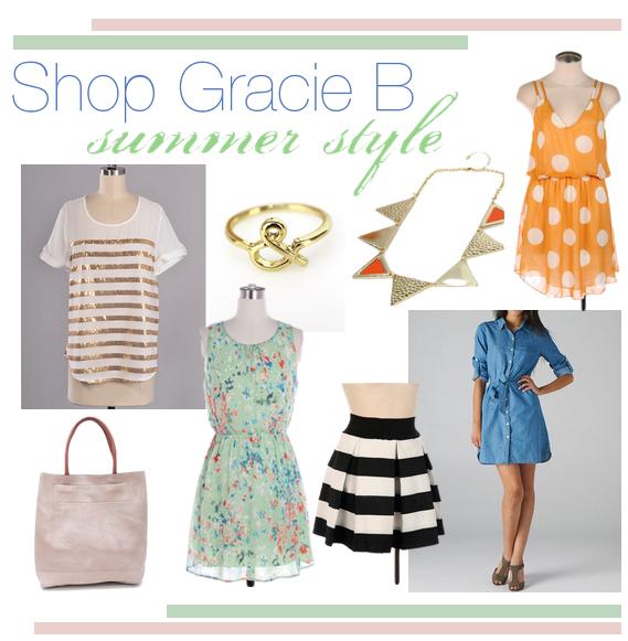 summer style | shopgracieb.com