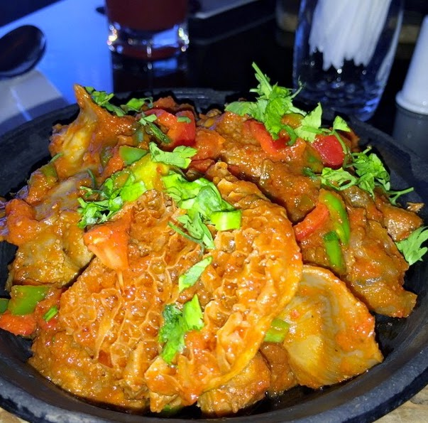 nigerian meat recipe