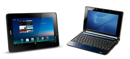 Tablet Takeover: Are Netbooks Officially Dead?