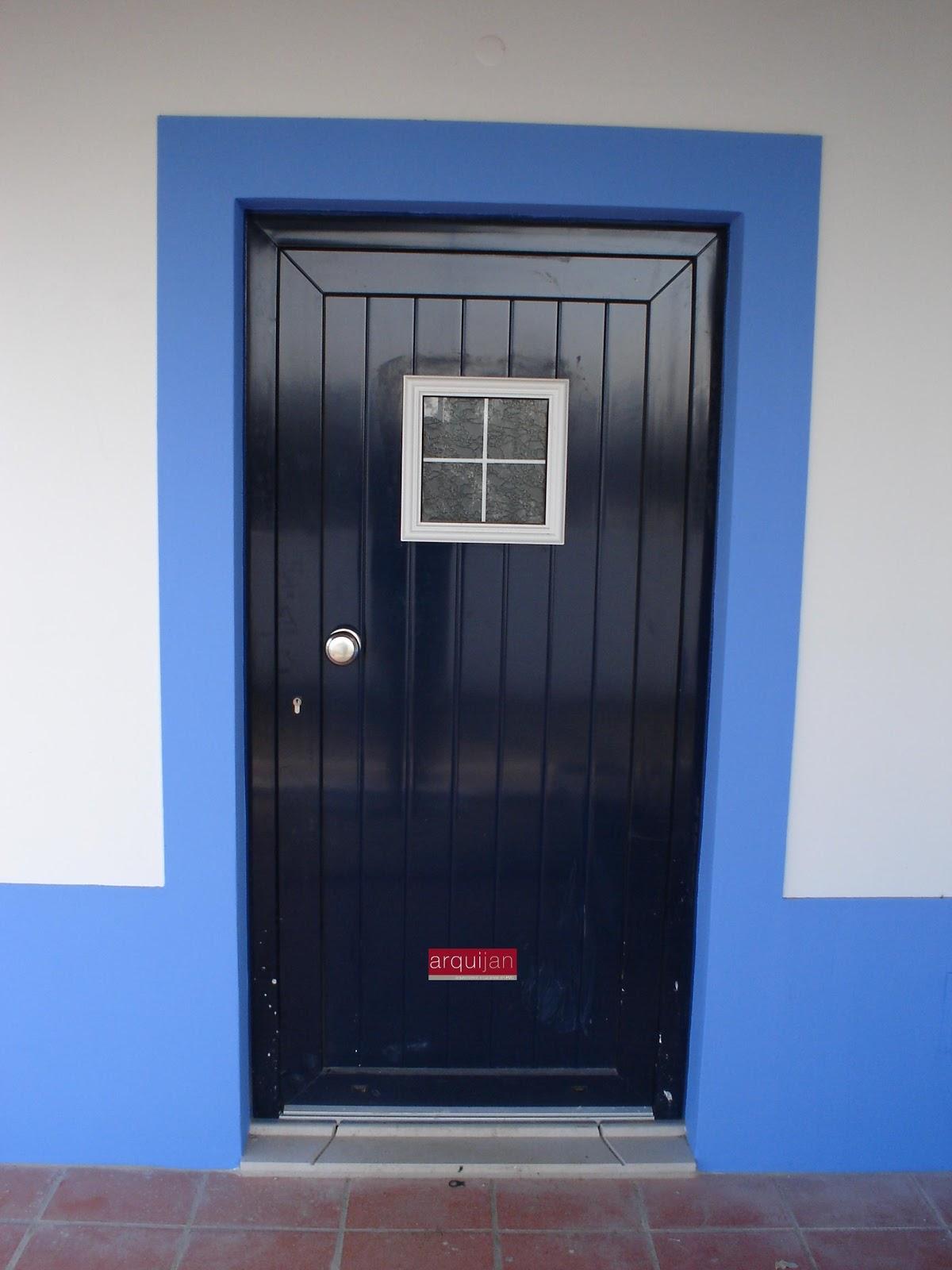 #1E54AD arquijan Janelas em PVC Portas em PVC Janelas Alumínio Portas  468 Janelas Duplas Em Madeira