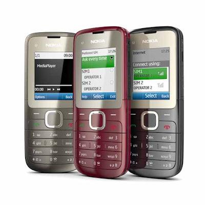 Nokia C2-00 review