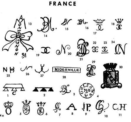 quattrocchi antiguedades uruguay antiguas firmas de porcelana francesa. Black Bedroom Furniture Sets. Home Design Ideas