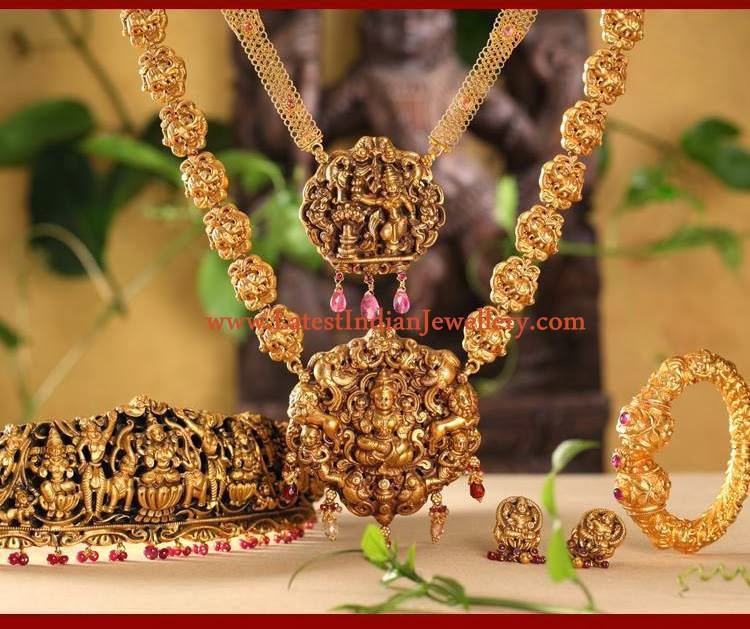 Magnificent Temple Jewellery Collection