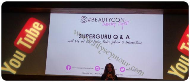Beauty ~ Beautycon 2013 Industry Night Highlights