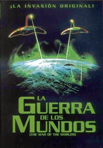 La guerra de los mundos (1953) – DVDRIP LATINO
