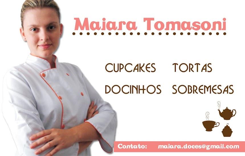 Doces Maiara Tomasoni