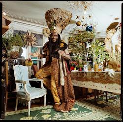 COLOMBIAFRICA - VIVIANO TORRES singer , paris Francia MIstica - 2004