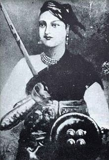 Possible picture of Queen Lakshmi