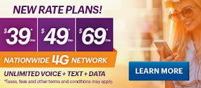 Unlimited Voice Text and 4G! Earn $5 Monthly for Each Referral!